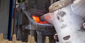 immagine semi permanent mold: forno